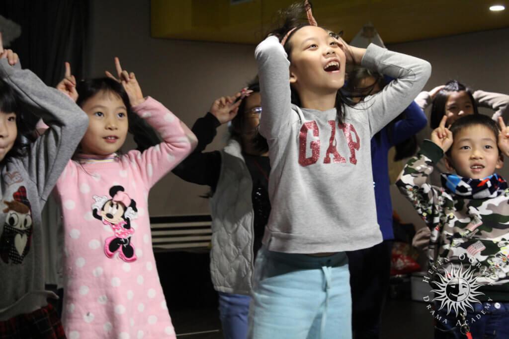 幼兒及兒童英語美語演講及戲劇