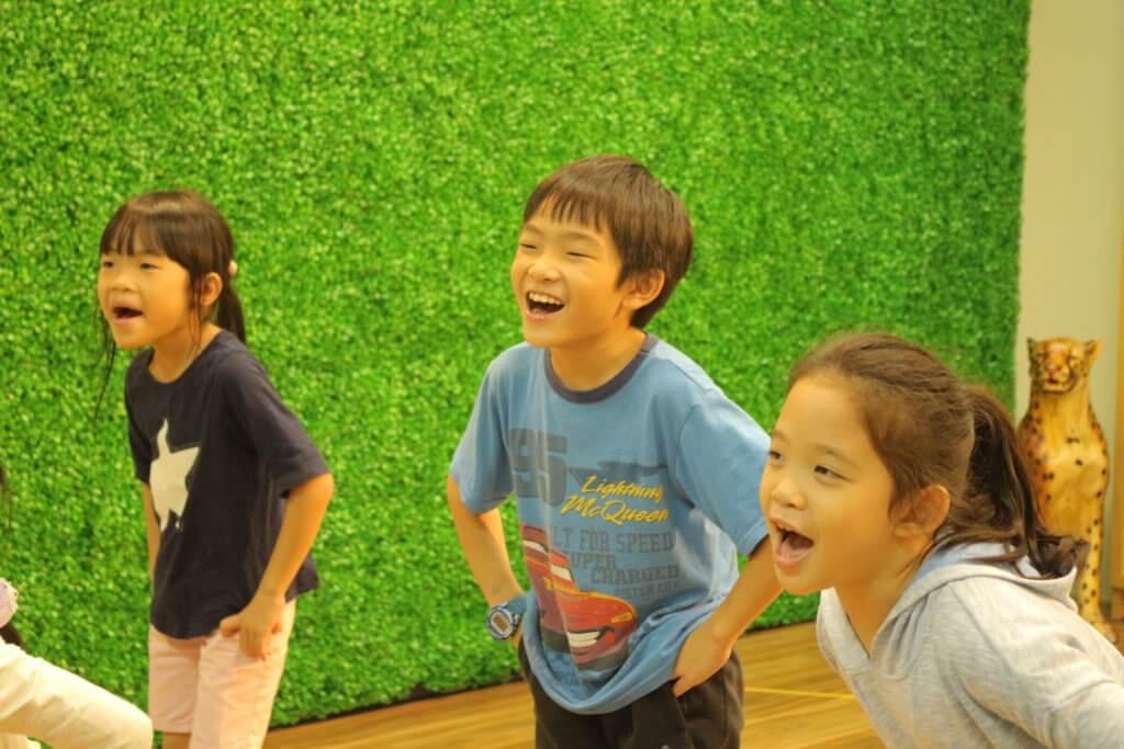 兒童美語幼兒英語戲劇課程教室自信台風表達