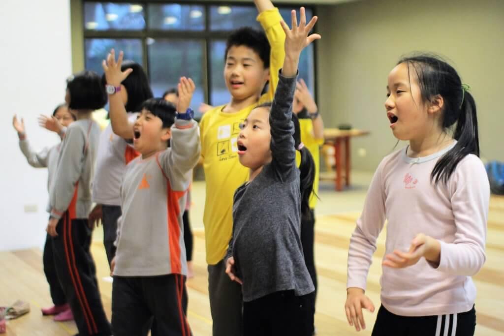 兒童英語自信表達口說能力