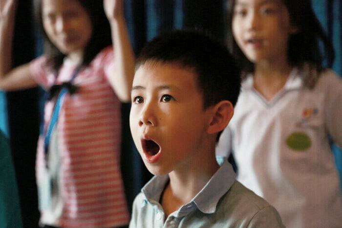 兒童戲劇課程