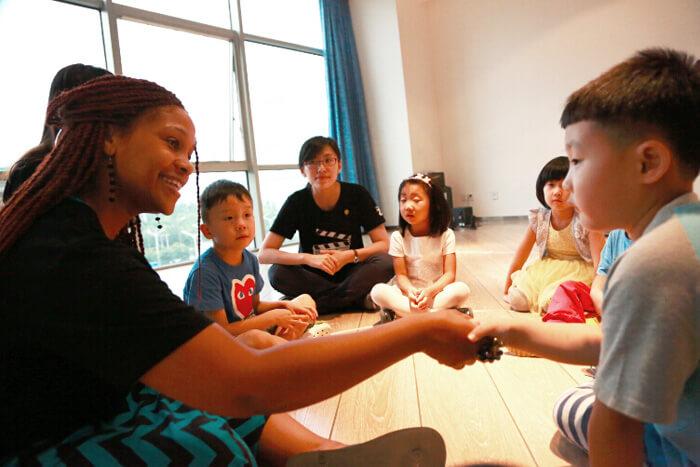 兒童英語戲劇課程