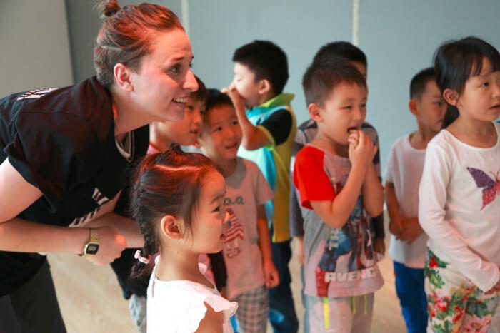 兒童英語戲劇教室