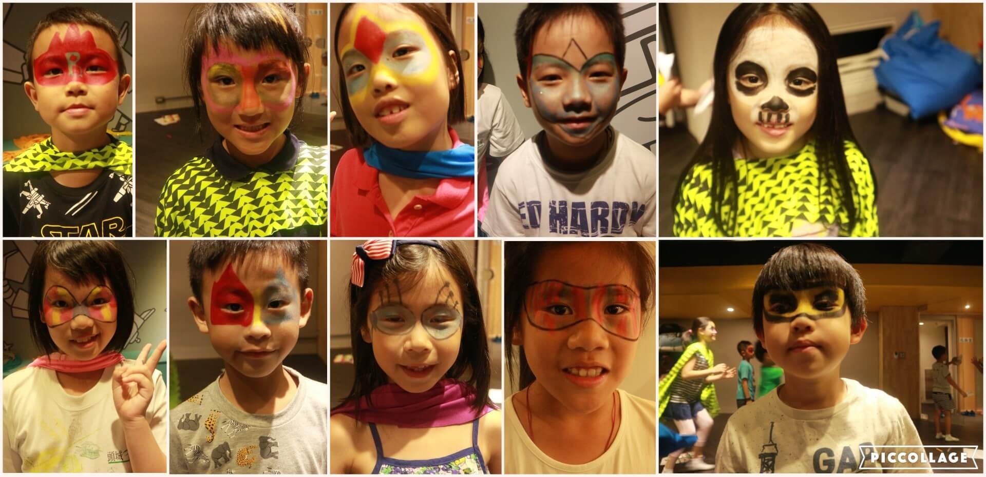 幼兒兒童美語夏令營2017