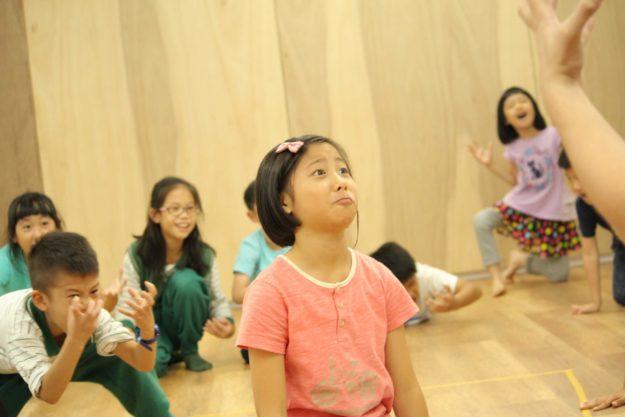 幼兒英語兒童美語自信表達